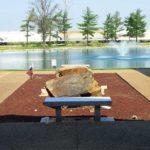 Graceland Memorial Park Mausoleum View Feature