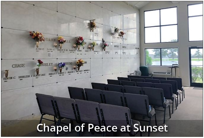 Chapel of Peace at Graceland