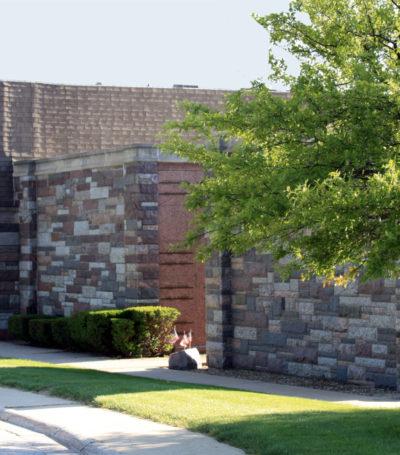 Graceland Cemetery - Mauso