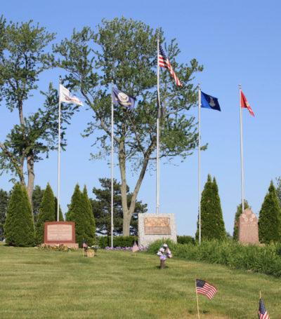 Graceland Cemetery - Valor Hills
