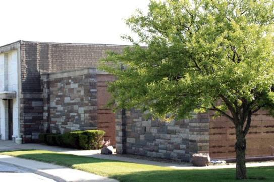 Graceland Cemetery Mausoleum